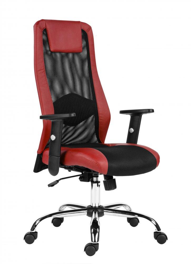 Kancelářská židle SANDER — více barev Červená